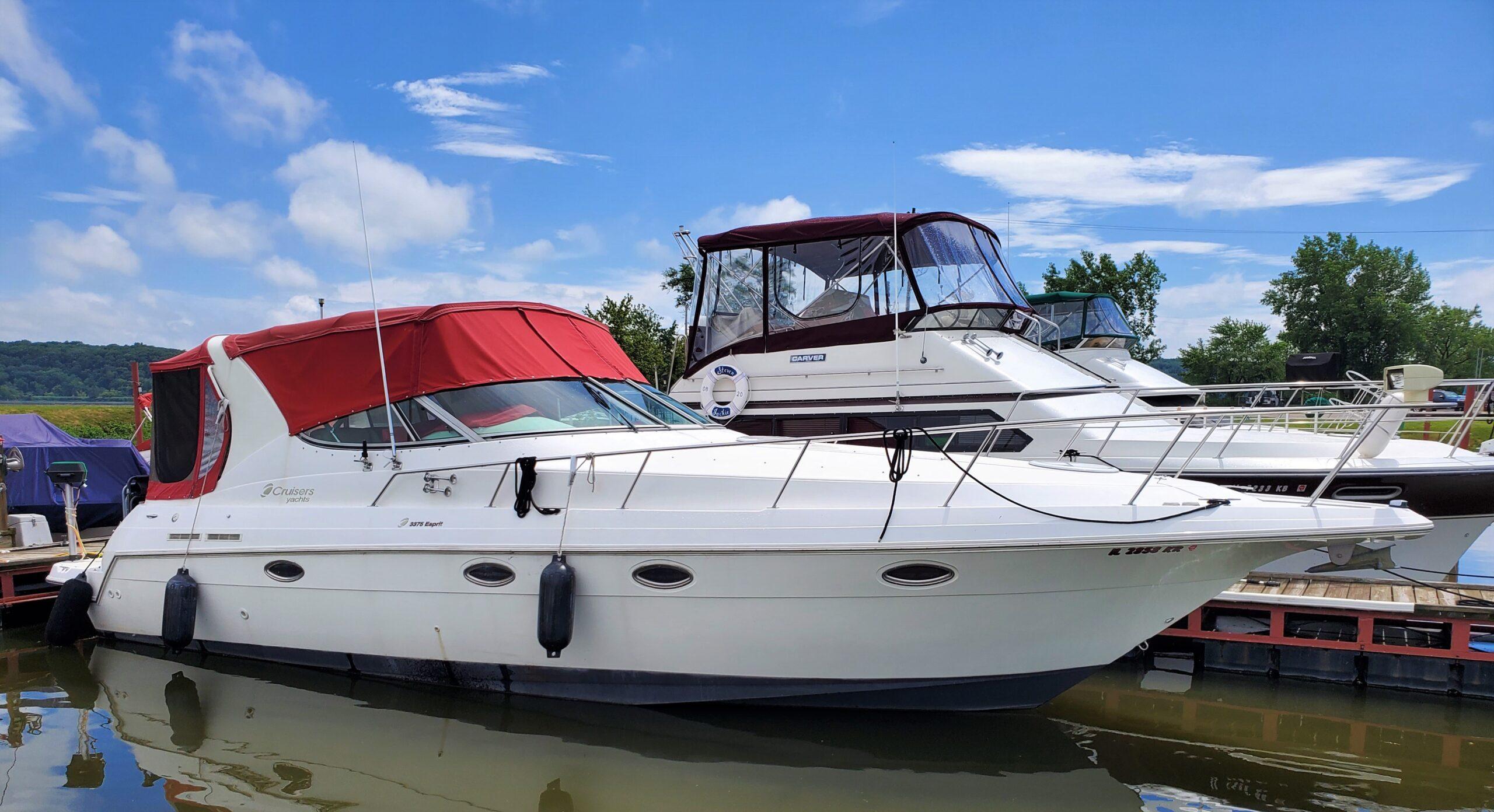 1999 Cruisers Esprit 3375