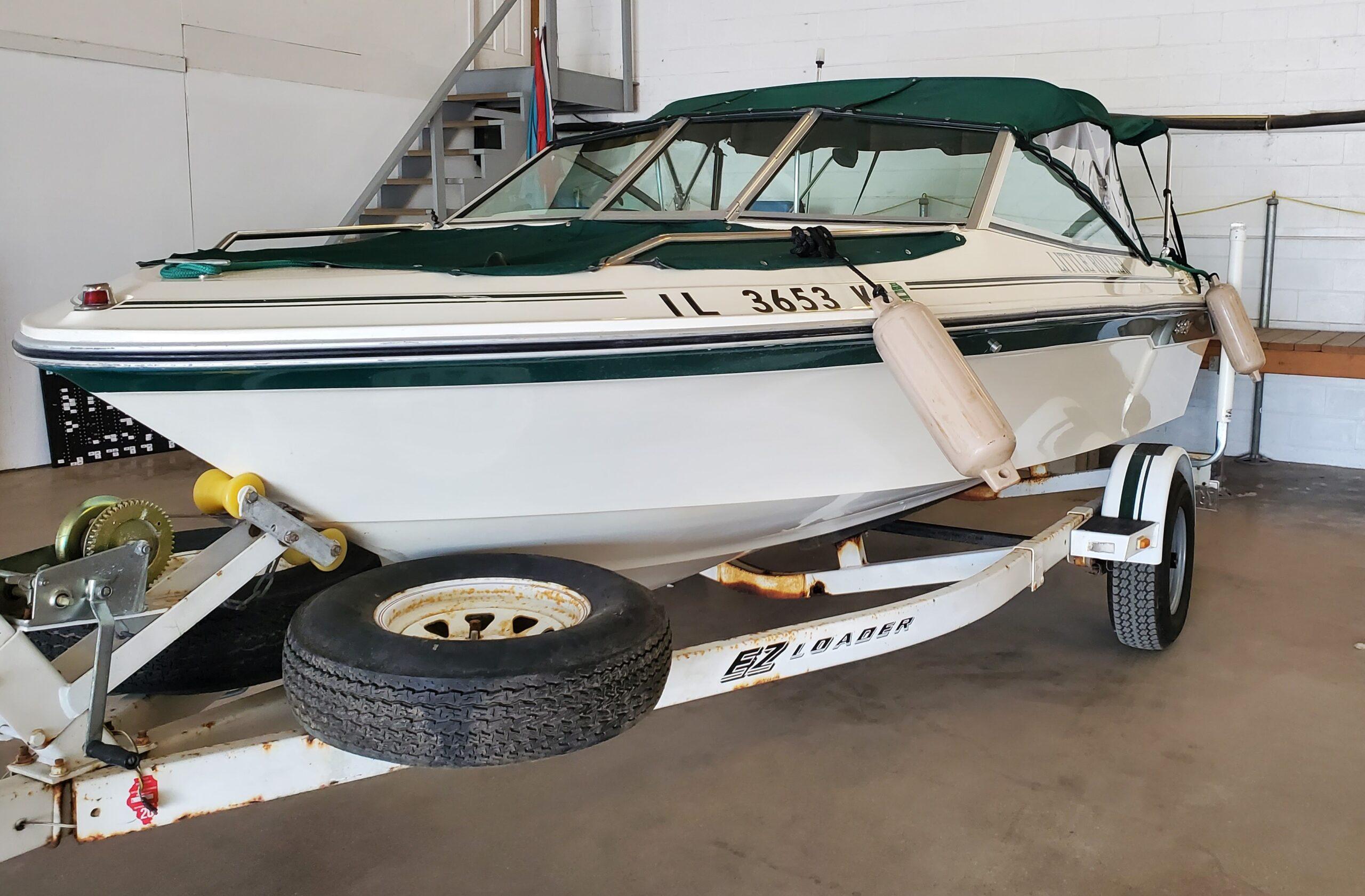 1989 SeaRay 160 Bowrider
